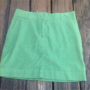 Vineyard Vines Corduroy Skirt Sz 8 Straight Pencil